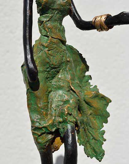 Promenade - bronze - Magali Willems