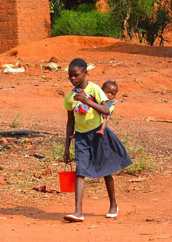 LES ENFANTS DU CONGO