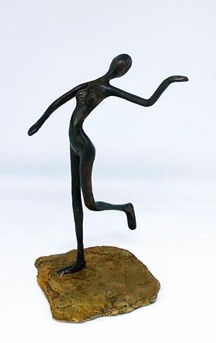 Naïa - bronze Magali Willems